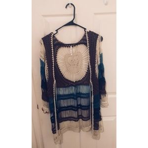 Willow and Clay cardigan NWOT